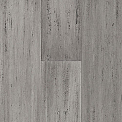 Strand Gray Mountain Engineered Water Resistant Click Bamboo Flooring - 30 Year Warranty